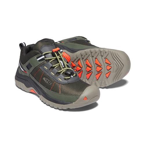 Keen Kids' Targhee Sport Vented Hiking Shoe