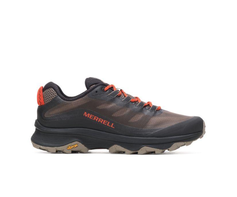 Merrell Men's Moab Speed Hiking Shoe Brindle BRINDLE