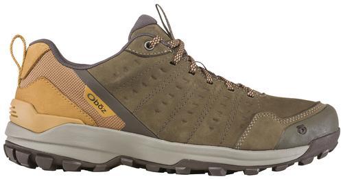 Oboz Men's Sypes Low Leather Waterproof Hiking Shoe