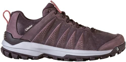 Oboz Women's Sypes Low Leather Waterproof Hiking Shoe