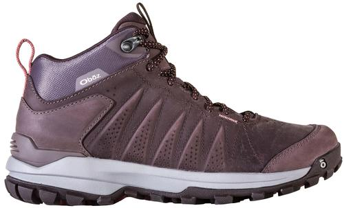 Oboz Women's Sypes Mid Leather Waterproof Hiking Boot