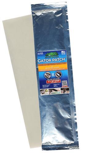 Gator Patch Marine Keel Guard 3x18-inch Fiberglass Polyester Patch