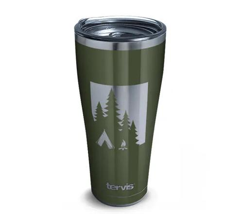 Tervis 30oz Campsite Sojourn Stainless Tumbler
