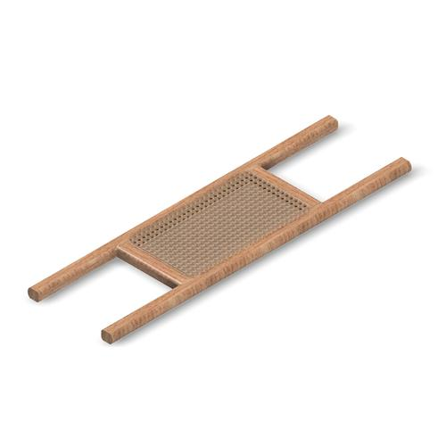 Kenco Outfitters 32 Inch Caned Canoe Seat for Mad River Canoes