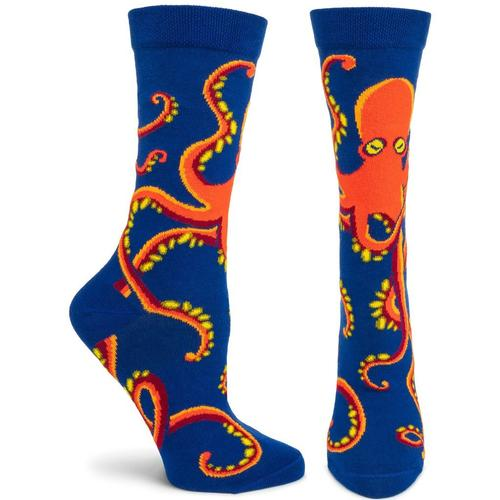 Ozone Women's Soctopus Socks