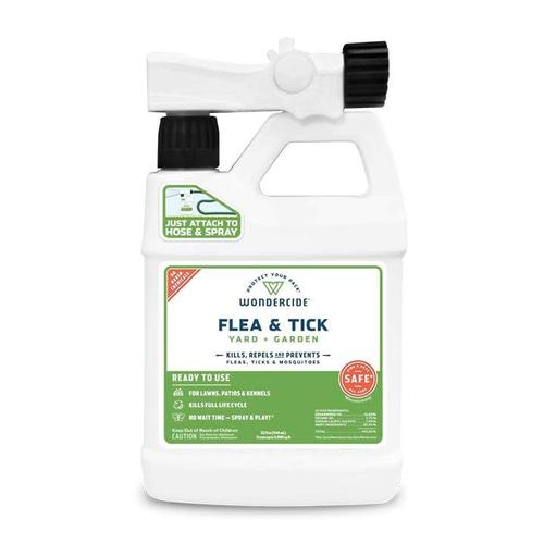 Wondercide Ready-to-Use Flea and Tick Spray for Yard and Garden