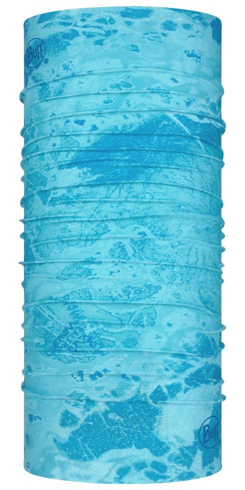 Buff Coolnet UV Realtree Wav3 Blue Multifunctional Headwear REALTREE_BLUE