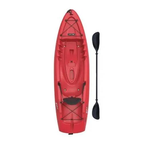 Lifetime Hydros 85 Sit on Top Kayak Package with Paddle
