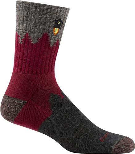 Darn Tough Men's Number 2 Micro Crew Midweight Hiking Sock