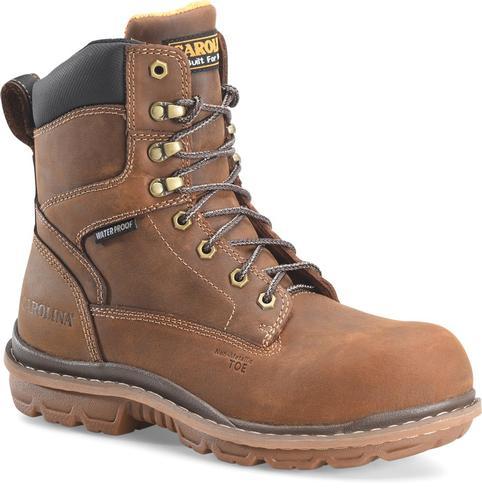 Carolina Men's Dormite 8in Composite Toe Work Boot