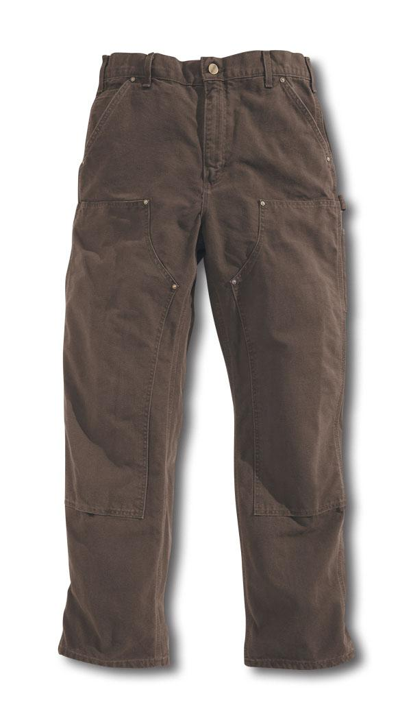 Carhartt Double Front Dungaree/Washed Duck