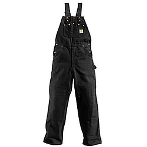Carhartt Men's Unlined Duck Bib Overall