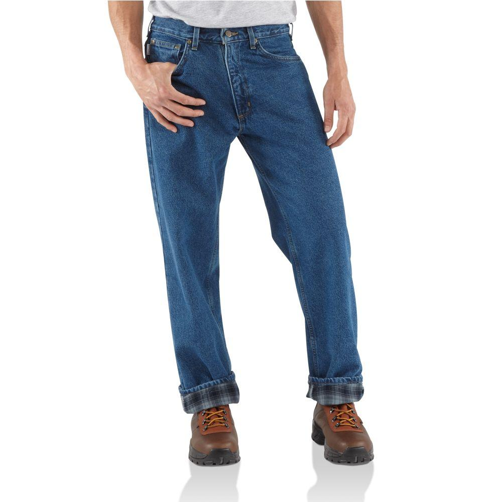 Carhartt Relaxed Fit Jean/Tapered Leg