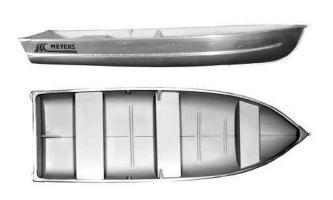 Meyers Laker 12ft Semi- V
