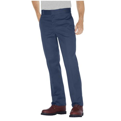 Dickie's Men's Classic Plain Front Work Pant