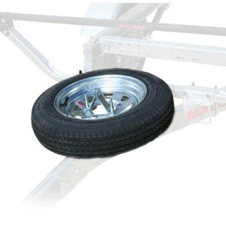 Malone Trailer Spare Tire With Lock