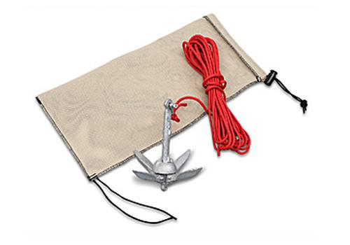 1.5lb Anchor Kit with 30' Rope