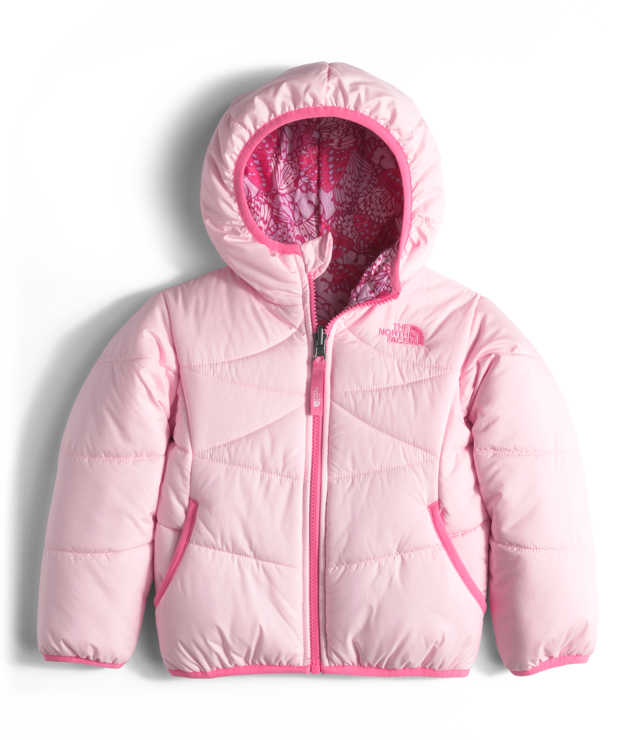 d52becd4f The North Face Toddler Girls' Reversible Perrito Jacket